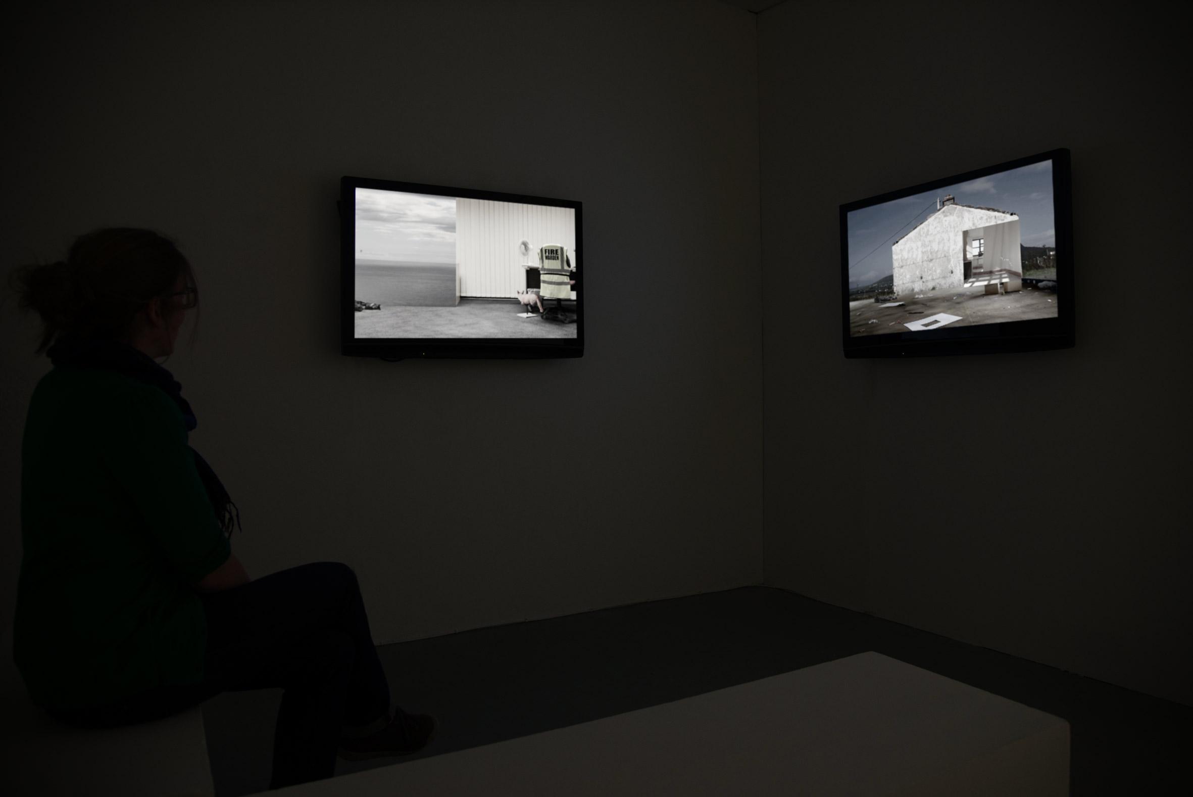 L'Oeil d'Oodaaq, Musée des Beaux Arts, Rennes, France, 2015.