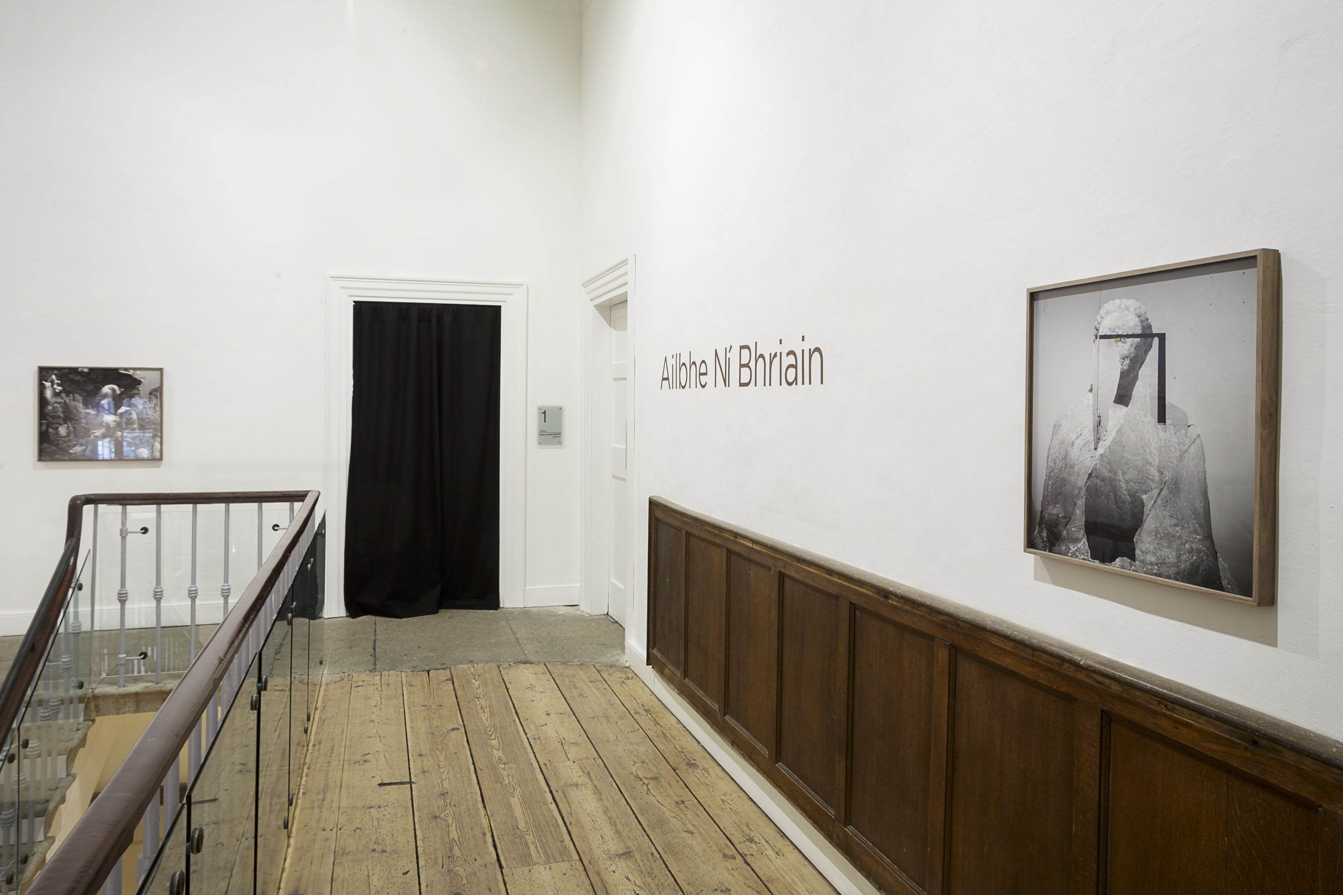 The Dock, Carrick-on-Shannon, Ireland, 2017 (solo). Curated by Sarah Searson. Photo: Paul McCarthy