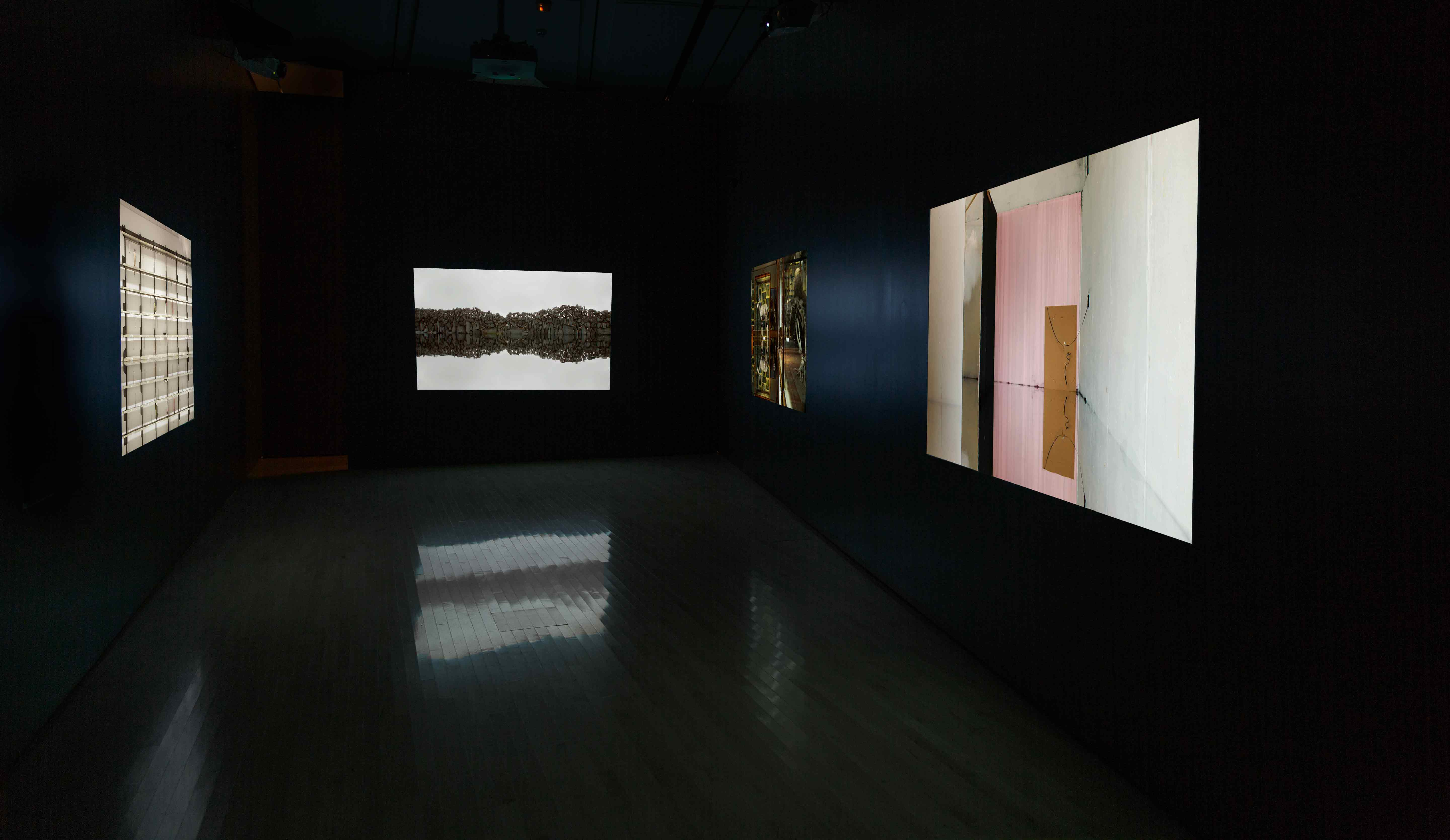 2116 - Forecast of the next century, Eli & Edyth Broad Art Museum, Michigan, USA, 2016/17. Curated by Caitlin Doherty, Fiona Kearney & Chris Clarke.