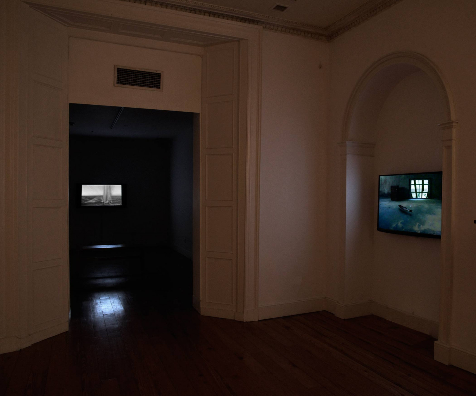 Galway Arts Centre, Ireland, 2010 (solo show). Curated by Maeve Mulrennan.