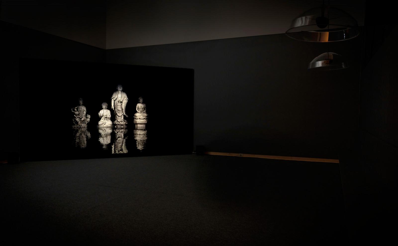 John Michael Kohler Arts Center, Wisconsin, US, 2020 (solo). Curated by Shannon Rae Stratton. Photo: JMKAC