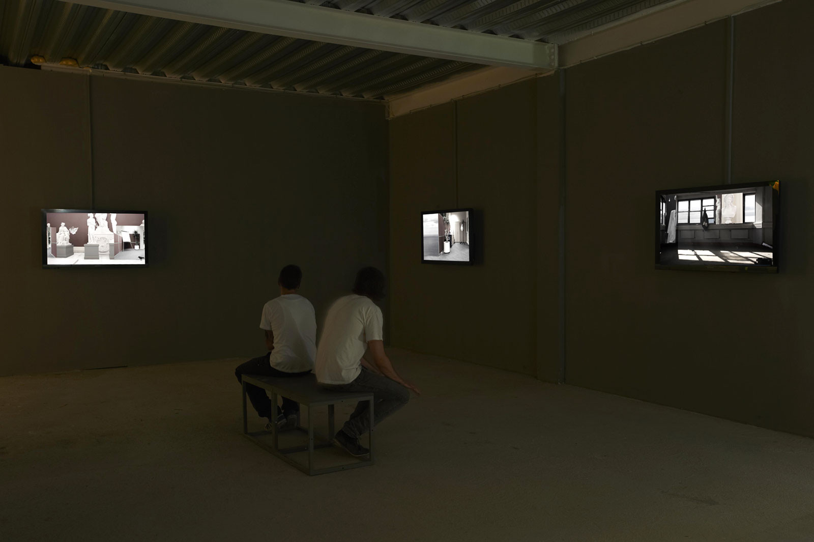 Exhibition view, Eva International, After the Future, Limerick, Ireland, 2012