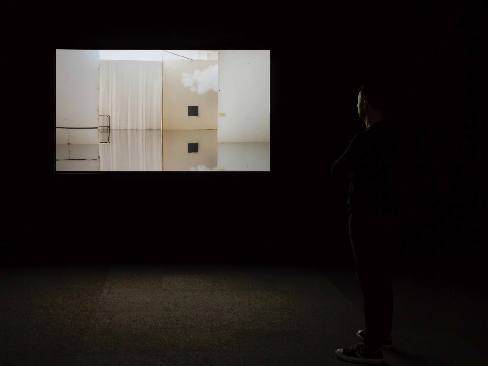 Reports to an Academy, RHA, Dublin, 2015. Curated by Patrick T. Murphy. Photo: Mike Hannon.