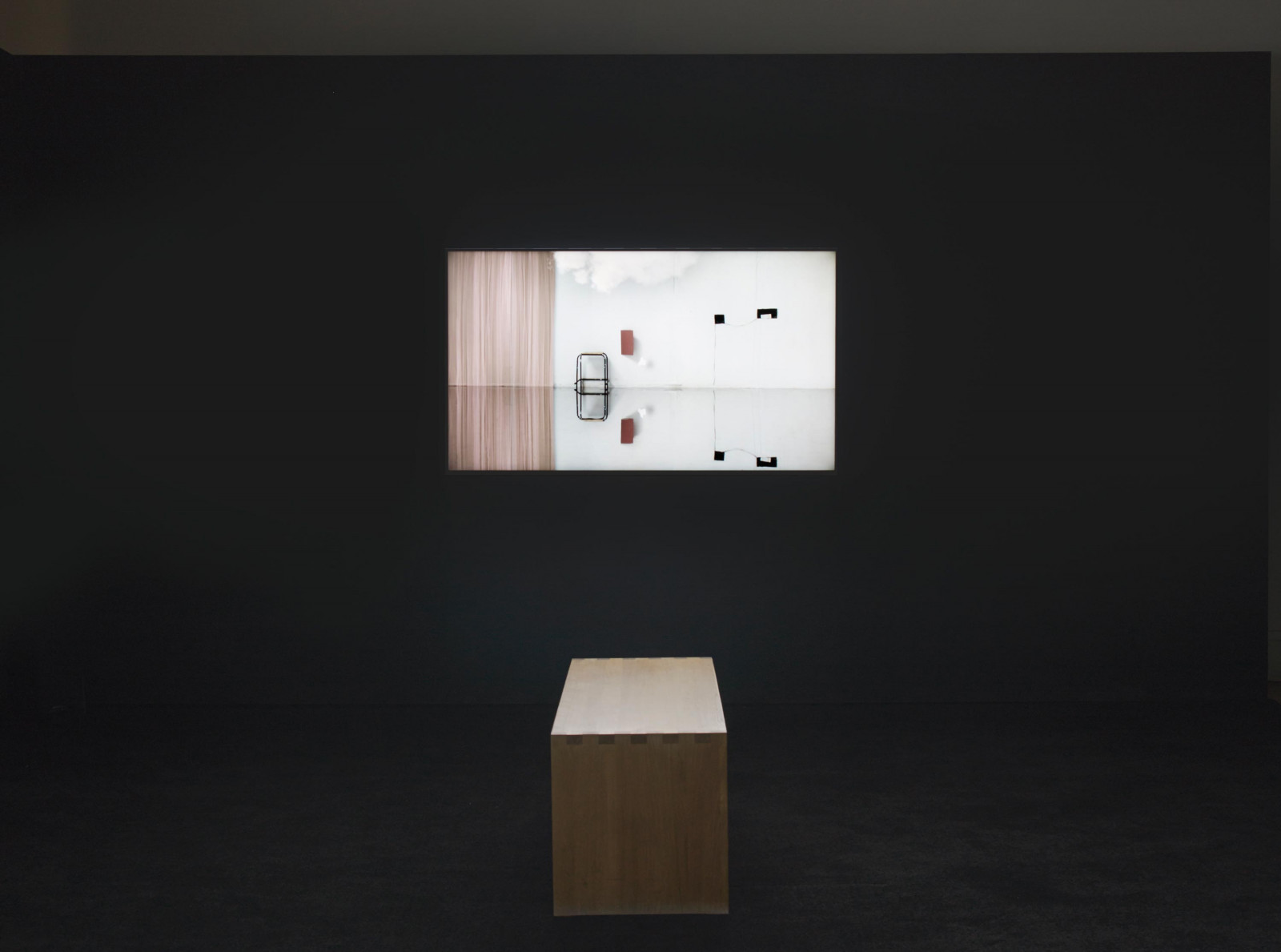 Reports to an Academy, Domobaal Gallery, London, UK, 2017 (solo).
