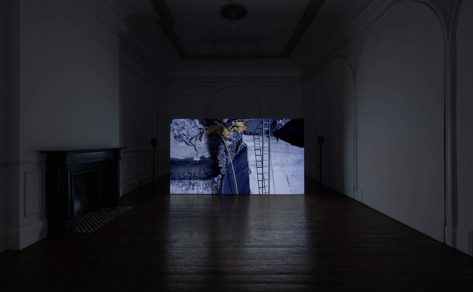 Exhibition view, Sirius Arts Centre, 2018/19. Photo: Jed Niezgoda